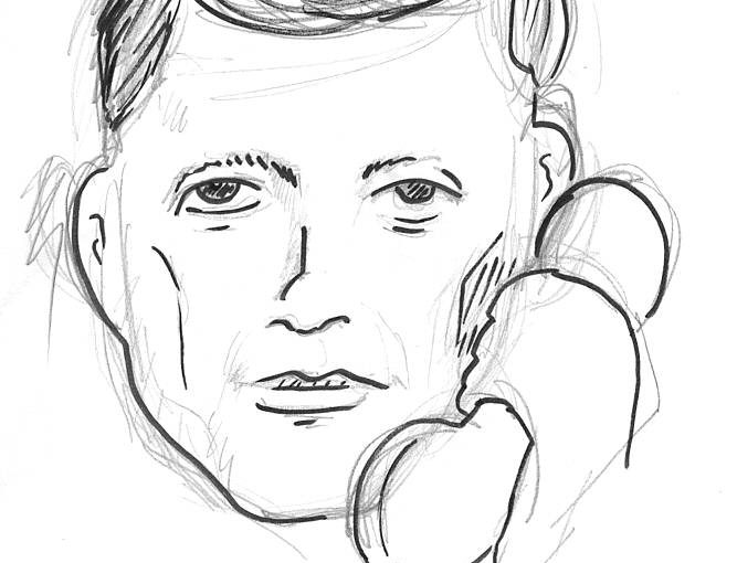 JFK calls the Poetry Crisis Line