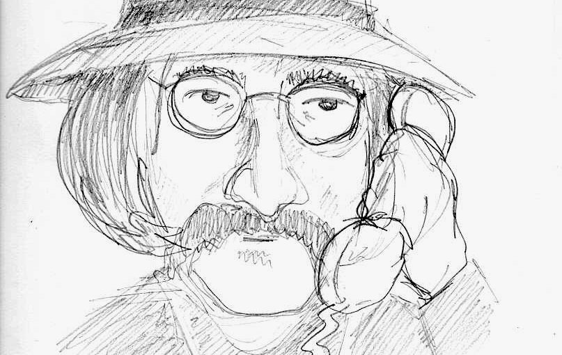 If All Poems Were Limericks: Two Guys Get Out of a Car by Richard Brautigan